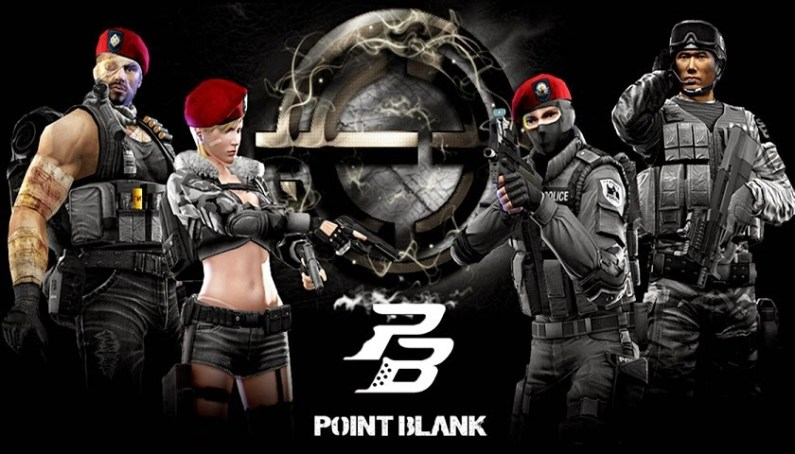 Point Blank : FPS Seru Tuk Semua Kalangan