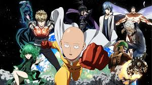 Review Anime: One Punch Man