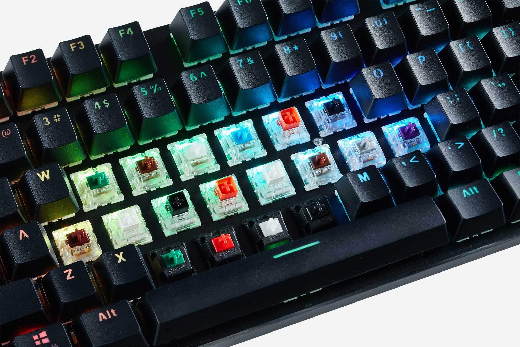 Jenis Jenis Keyboard Yang Ada Di Indonesia