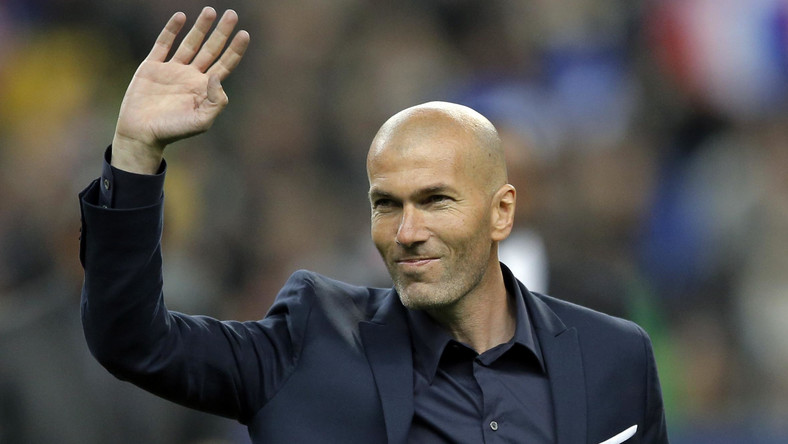 Berita Bola Zinedine Zidane Real Madrid