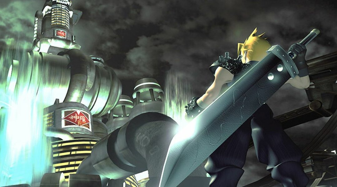 Perbandingan Final Fantasy 7 Remake Dengan Adegan Asli