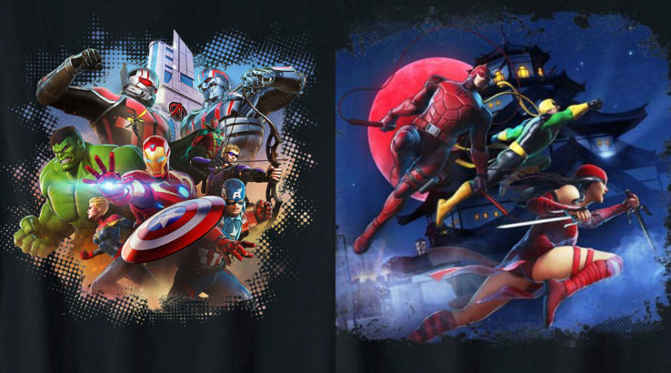 Karakter Baru Marvel Ultimate Alliance 3 Diumumkan Melalui Merch
