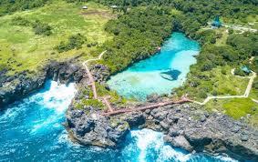 Laguna Weekuri, Kolam Renang Alam Di Sumba