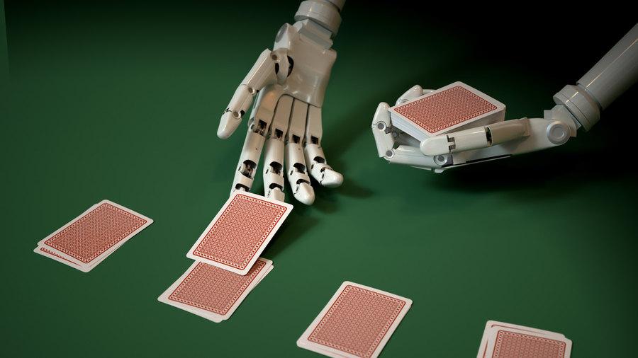 Memilih Agen Judi Poker Online Tanpa Robot