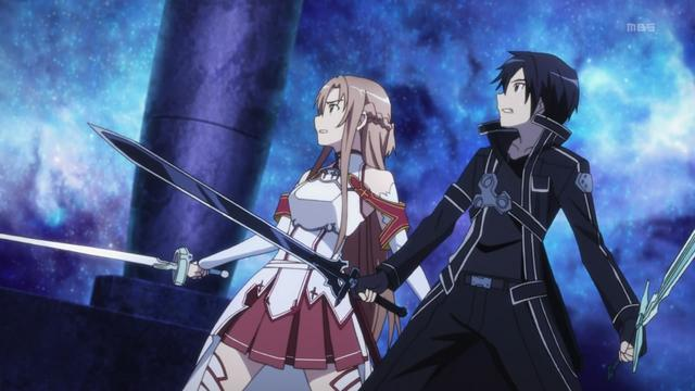 Review Anime Sword Art Online