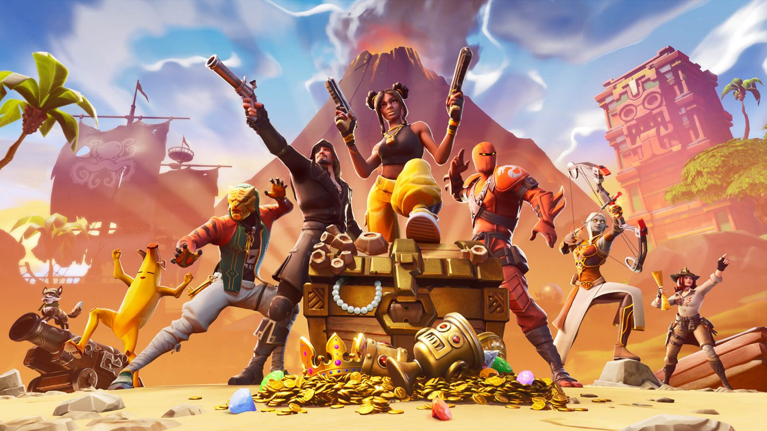 Review Game Fornite